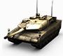 坦克射击豹2坦克